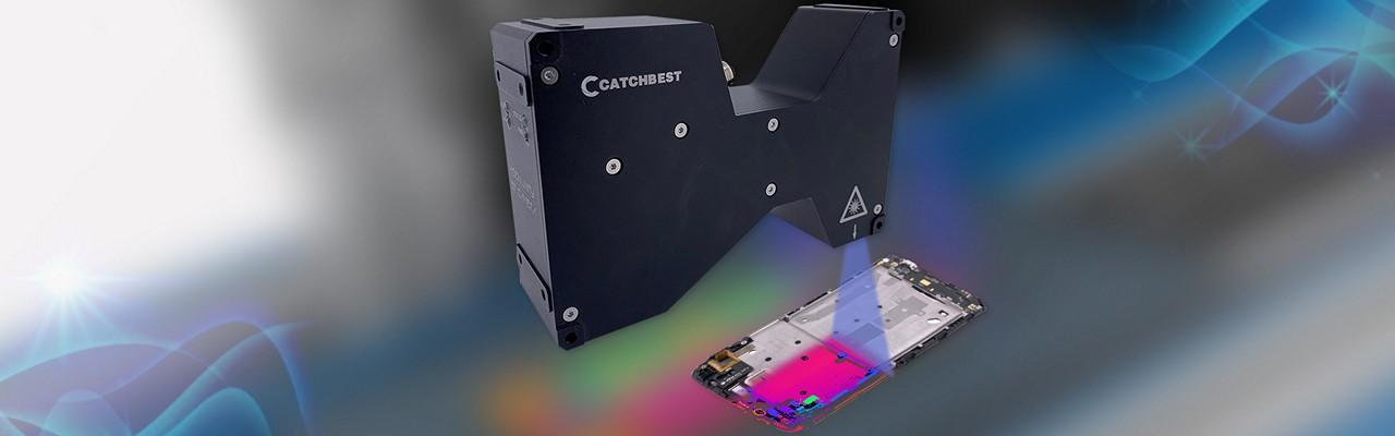 Vision Unity 智能3D激光轮廓测量传感器