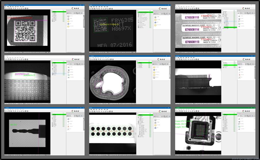 凯视佳机器视觉智能解决方案